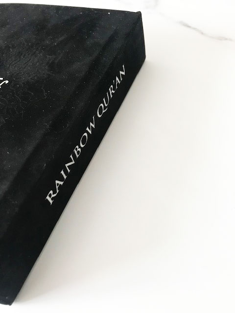 Black Rainbow Quran