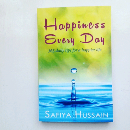 Happiness Everyday Book