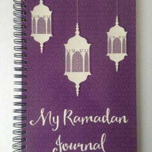 Ramadan Journal Notebook