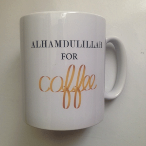 Alhamdulilah for Coffee Mug