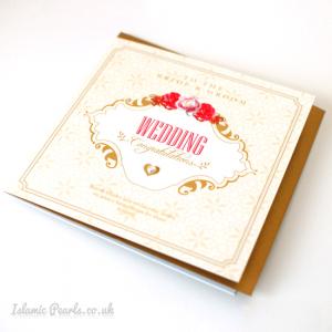 Wedding Congratulations Greeting Card 2