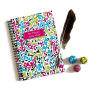 Caligraphy Brights NoteBook