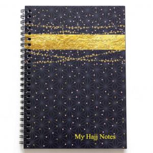 Hajj Notebook