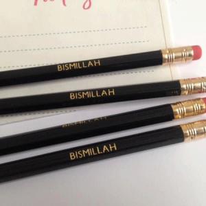 Pencil – Bismillah