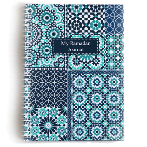 Ramadan Journal Notebook