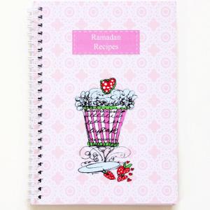 Ramadan Recipes Notebook