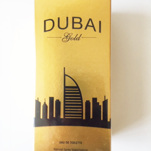 Dubai Gold eau de toilette 100ml