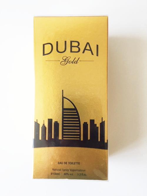 Dubai Gold eau de toilette 100ml