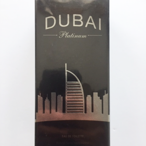 Dubai Platinum eau de toilette 100ml