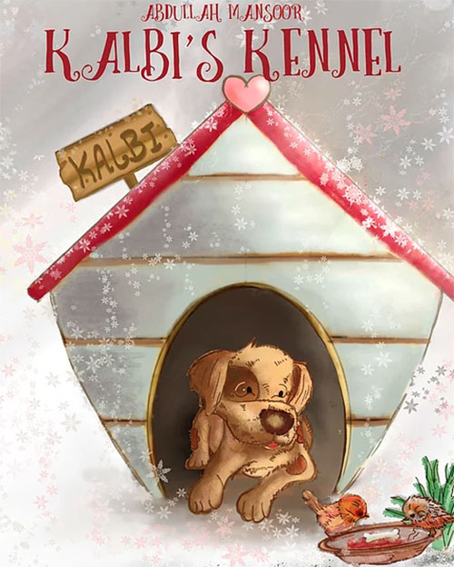 Kalbi's Kennel Kids Story Book
