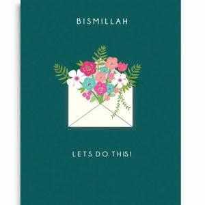 Bismillah Lets Do This Notebook