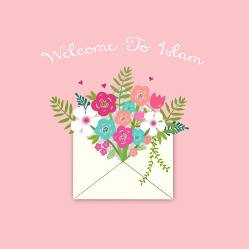 Welcome To Islam Card