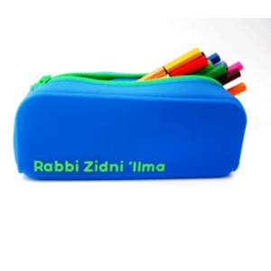 Blue Rabbi Zidni Ilma Pencil Case