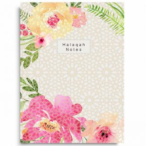 A5 Halaqah Notes Lined Notebook