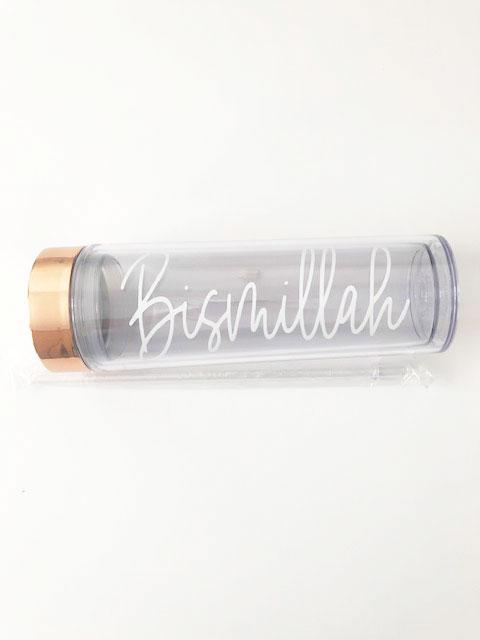 Bismillah Drinks & Water Bottle