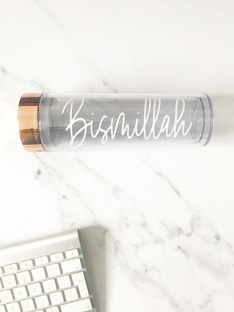 Drinks & Water Bottle