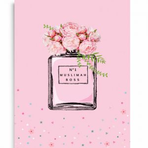 Muslimah Boss Notebook
