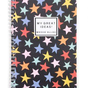 My Great Ideas Notebook