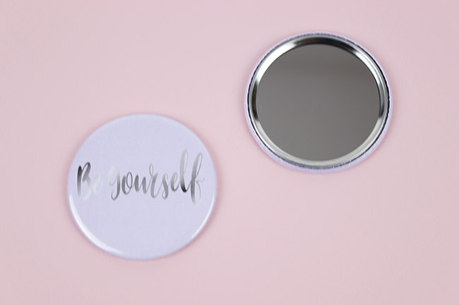 Be Yourself Mirror